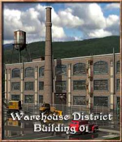 Warehouse District, Building 01