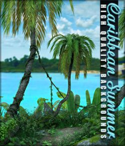 Caribbean Summer Backgrounds