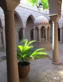 Al Sharqia Courtyard