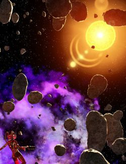 Aeridian Heavenly Bodies, Planets and Asteroids