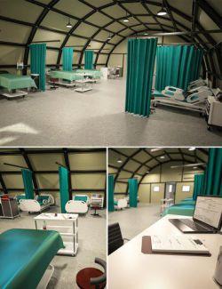Military Camp Infirmary