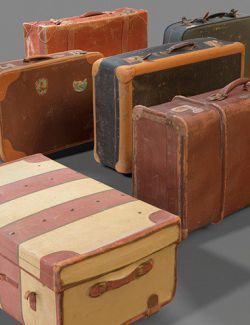 Suitcase Collection Vol I