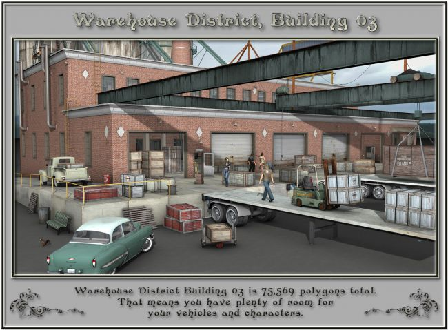 Warehouse District, Building 03