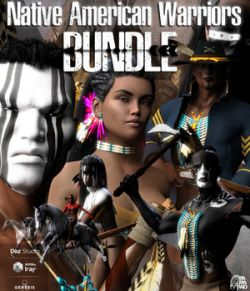Native American Warrior Bundle DS