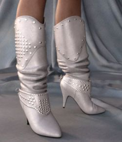 Classic High Heel-Boots