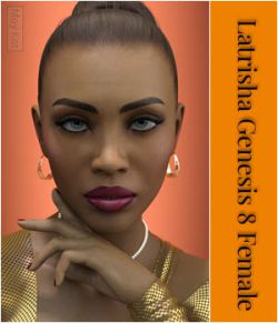 MYKT Latrisha for Genesis 8 Female