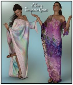 dForce - Empress Gown for G8F
