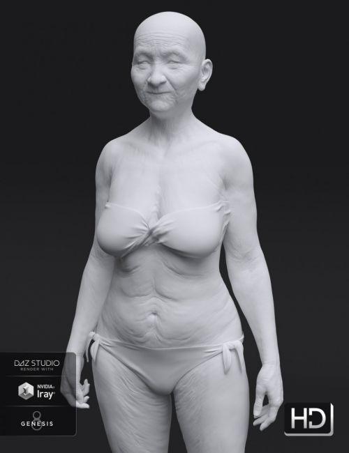 Mrs Chow 8 HD Add-On