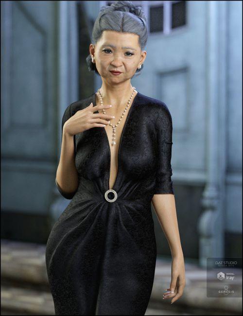 Kiyo for Mrs Chow 8