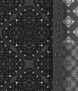 MR-Seamless Damask