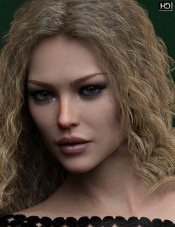 Kassandra HD for Genesis 8 Female