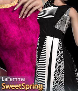 SublimelyVexed La Femme Sweet Spring