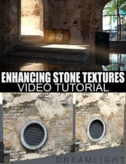 Enhancing Stone Textures - Video Tutorial