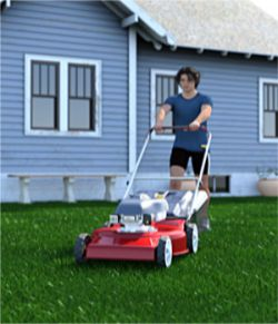Modjo_Lawnmower