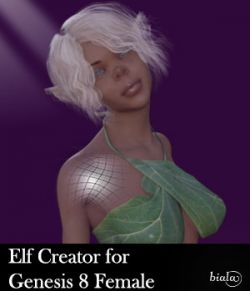 Elf Creator for Genesis 8 Female