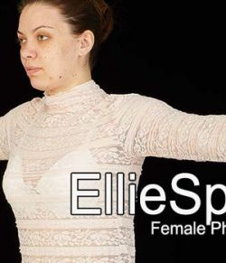 EllieSpringlare, Female Full Figure Photo References