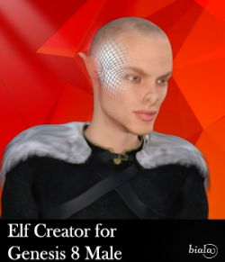 Elf Creator for Genesis 8 Male