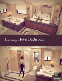 Holiday Hotel Bathroom