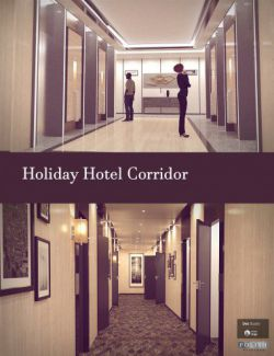 Holiday Hotel Corridor