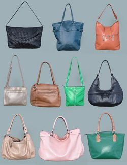 10 Handbags Collection