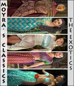 Moyra's Classics- The Exotics