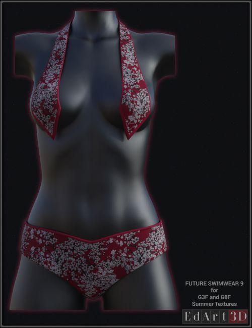 Future Swimwear 9 Summer Textures
