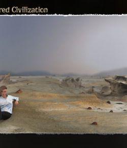 3D Scenery: Weathered Civilization