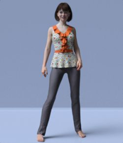 dForce Career Woman Outfit for G8F