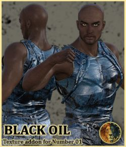 Blackoil for Lyone's Number 01 outfit