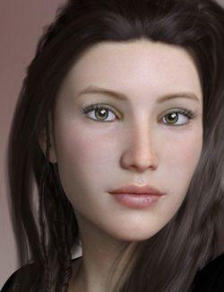 Adalina HD for Genesis 8 Female