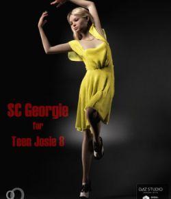 SC Georgie for Teen Josie 8