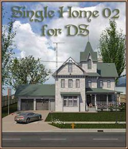 Single Home 02 for DS