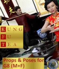 Kung Fu Tea - SW