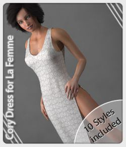 Cory Dress and 12 Styles for La Femme