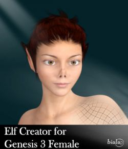 Elf Creator for Genesis 3 Female