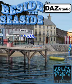 Beside the Seaside for Daz Studio