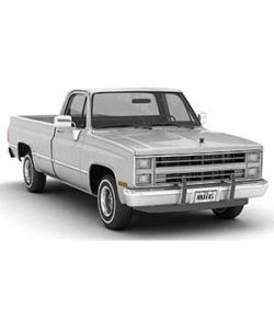 GENERIC PICKUP TRUCK 2- Extended License