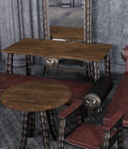 Dark Fantasy Furniture