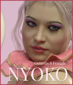 MYKT Nyoko for Genesis 8 Female