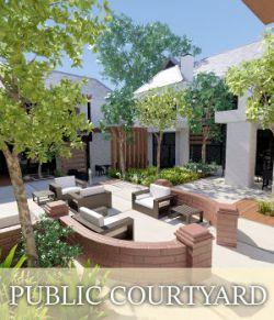 Public Courtyard