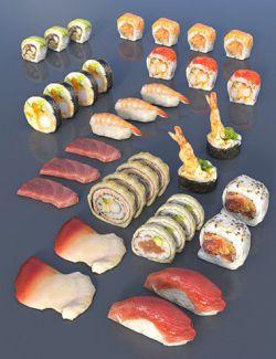 Sushi Delicious
