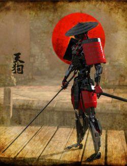 Tengu for Cyborg Generation 8