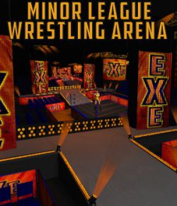Minor League Wrestling Arena
