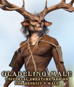 Gladeling Male for G8M