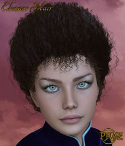 Prae-Eleanor Hair For V4 and La Femme