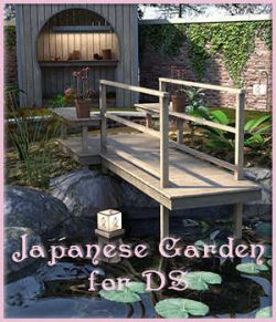 Japanese Garden for DS