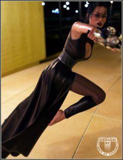 dForce Horizon Outfit for Genesis 8 Female(s)