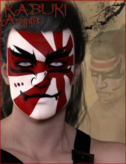 Kabuki Arogata for Genesis 8 Male(s)