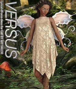 VERSUS - Lyrical dForce dress for G8F