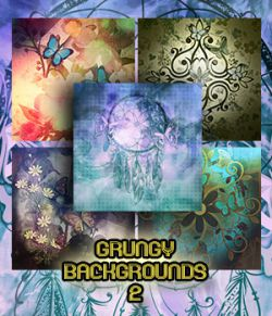 Grungy Backgrounds 2